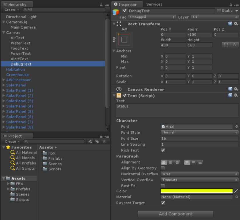 Part 11: Using an Xbox One Controller with Unity on Windows