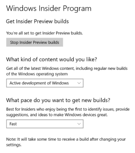 WindowsInsiderProgram