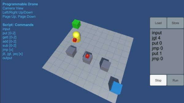 Extending in-game programming in Unity – Building Blocks