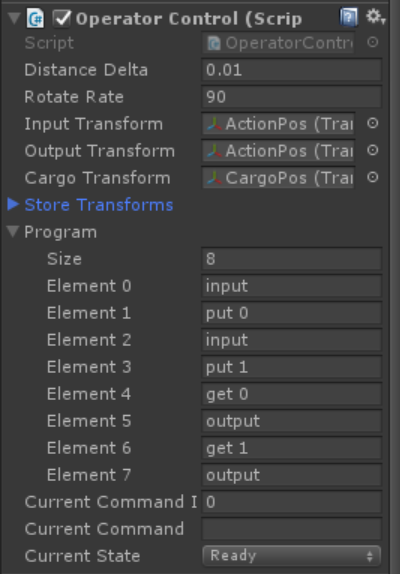 Creating in-game programmed components in Unity – Building Blocks