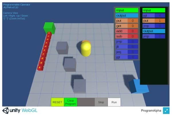 ProgramDemo-4-WebGL